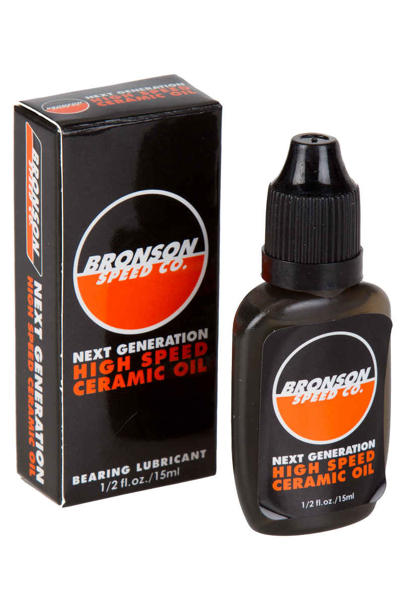 Bronson Speed Co. High Speed Ceramic Huile