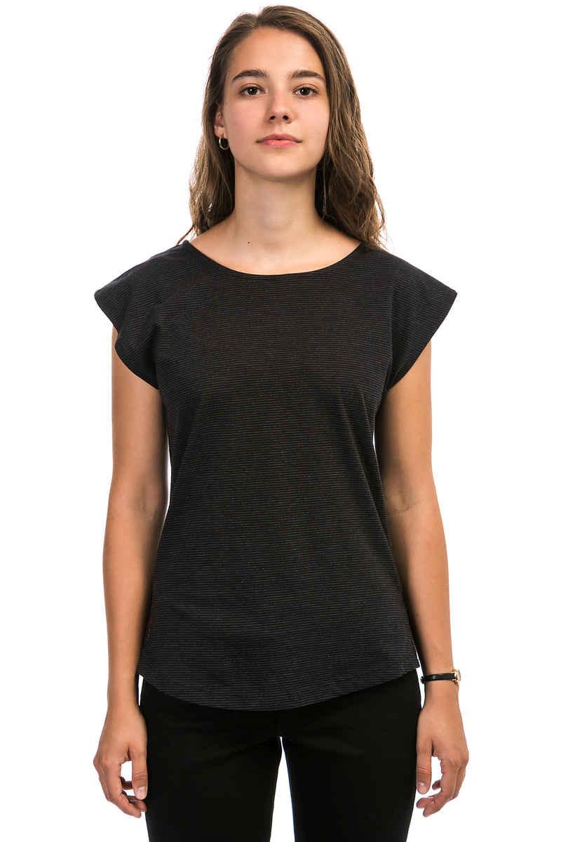 Forvert Agnes T-Shirt women (black grey)