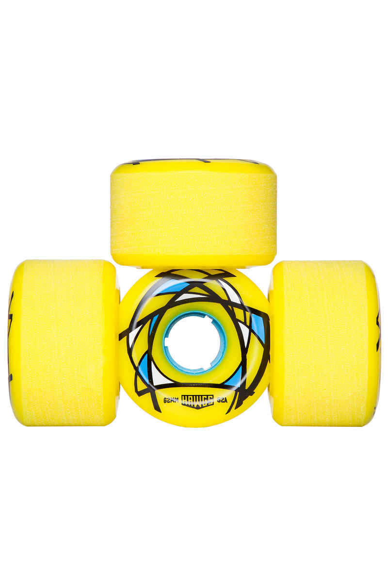 Hawgs Venable Rollen (yellow) 4er Pack 62mm 82A