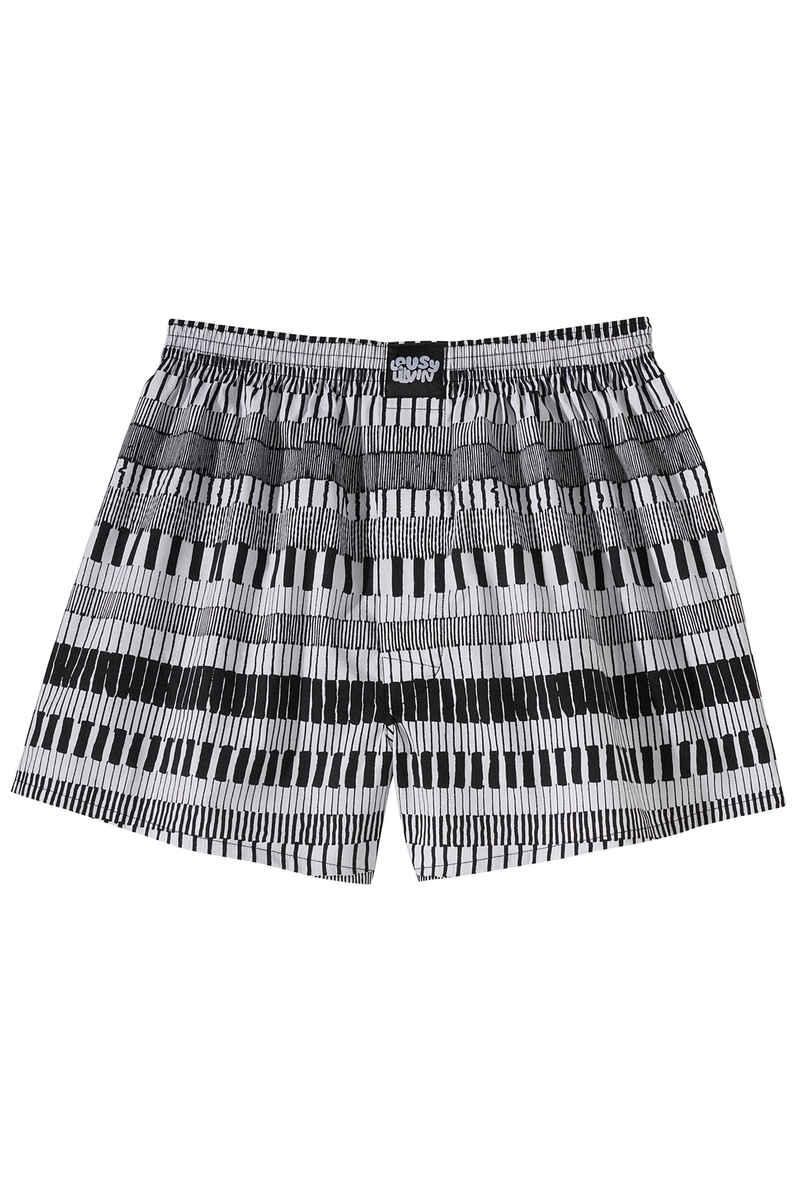Lousy Livin Underwear Stripe Boxershorts (white)