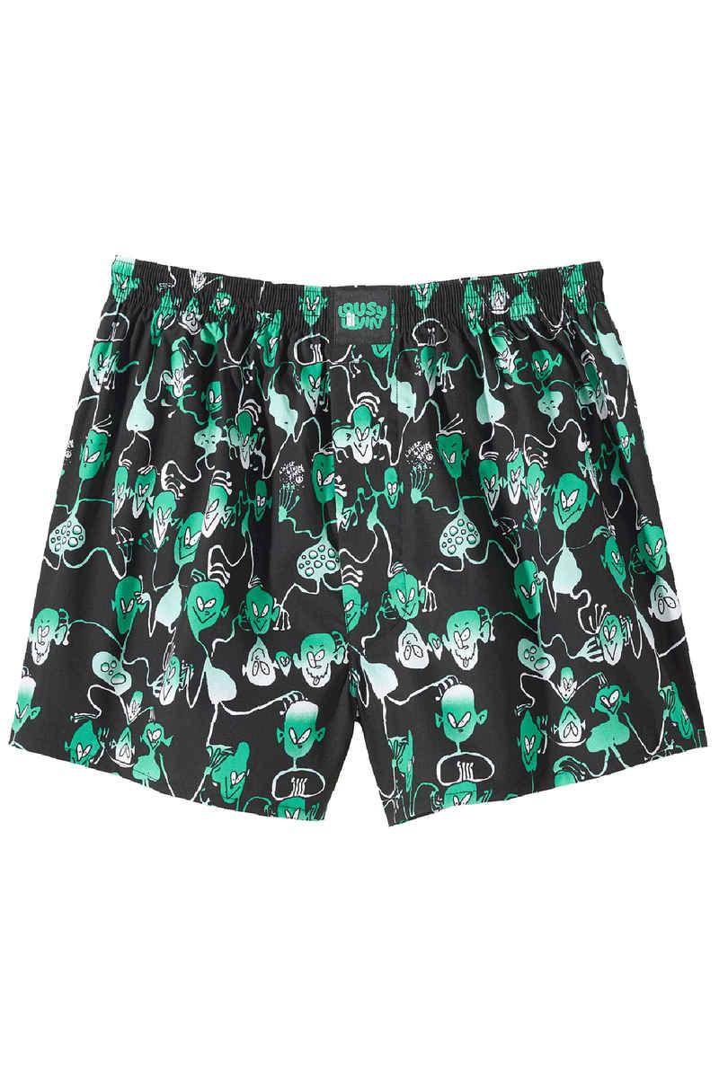 Lousy Livin Underwear Aliens Boxershorts (black)