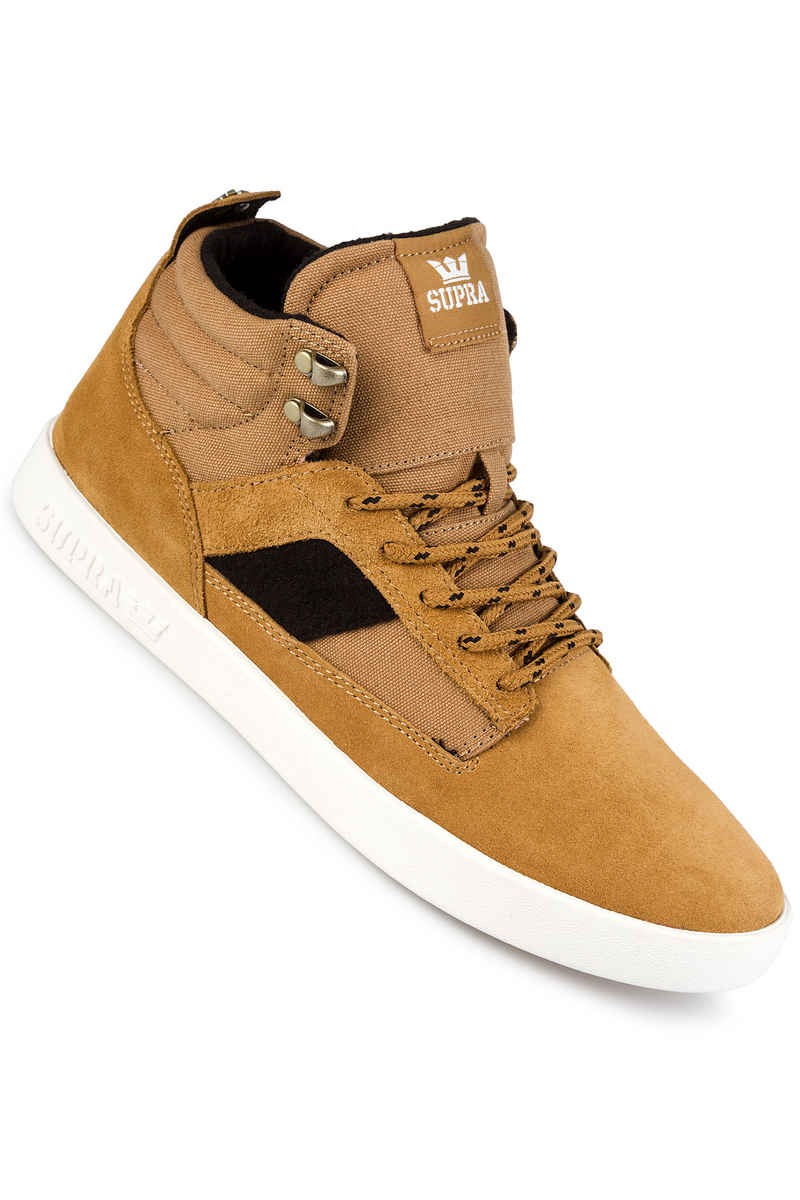 Supra Bandit Shoes  (tan off white)