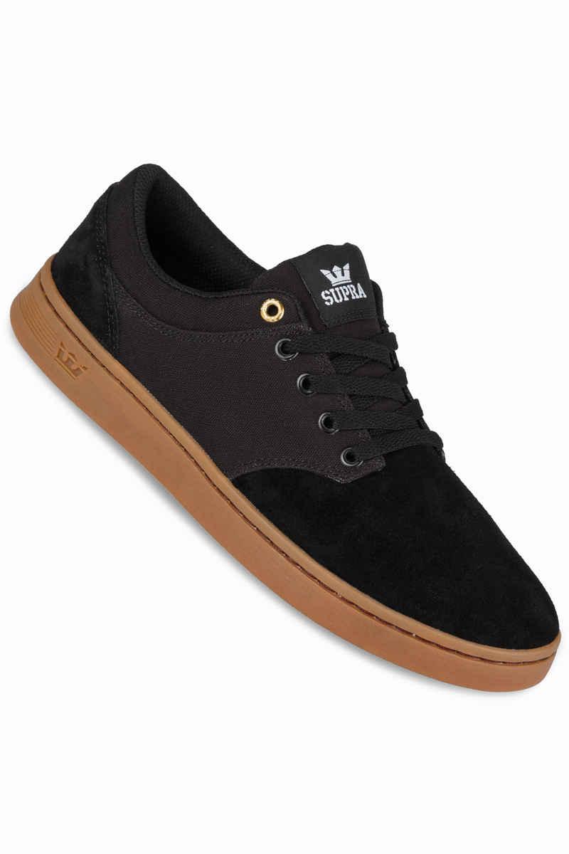 Chaussures SUPRA CHINO COURT black gum WdKYbNW