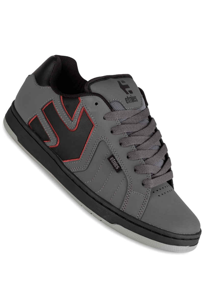 Etnies Fader 2 Schuh (grey black red)