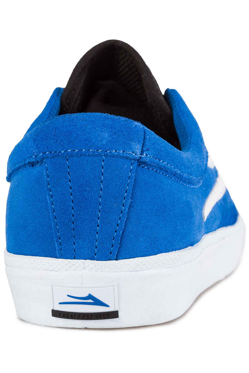 Lakai Sheffield Suede Chaussure (blue)