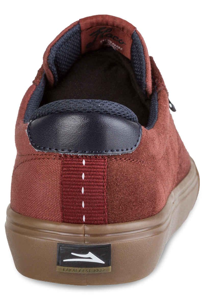 Lakai Flaco Suede Chaussure (brick)