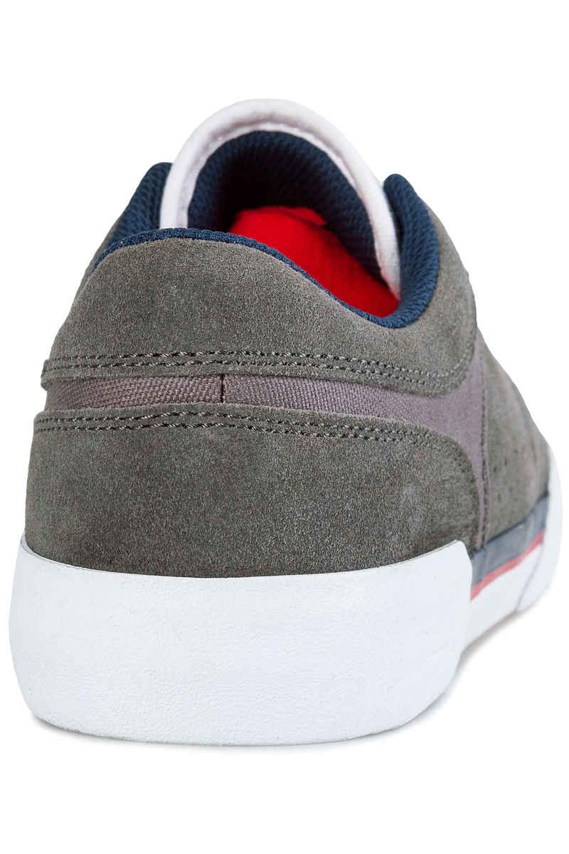 Lakai Staple Suede Schuh (grey)