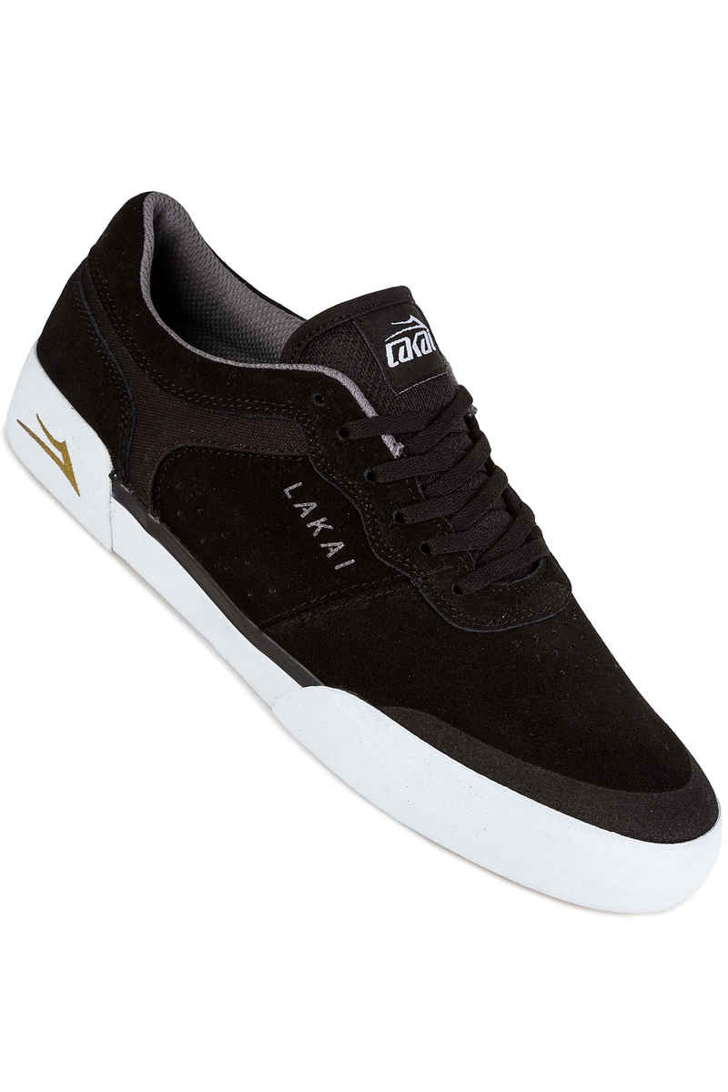 Lakai Staple Schoen (black)