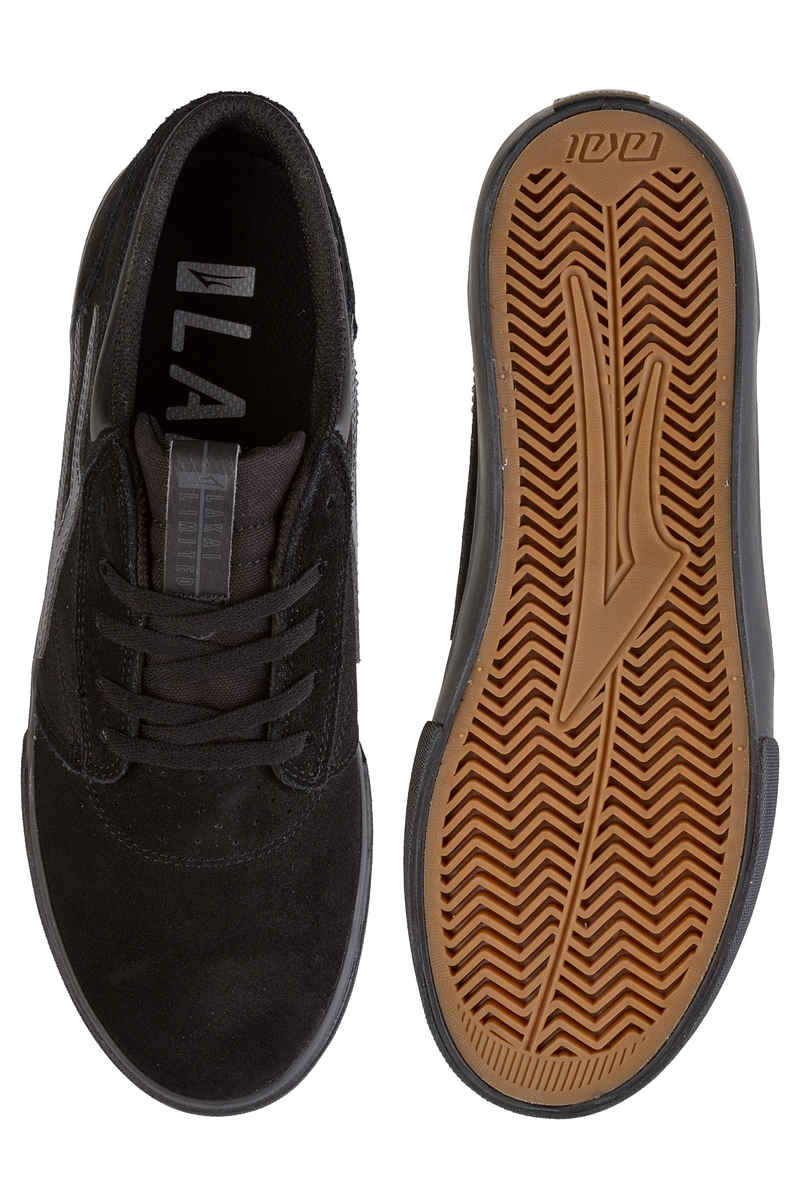 Lakai Griffin Suede Chaussure (black black)