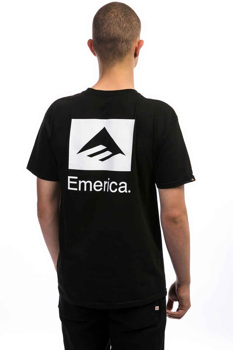 Emerica Brand Combo T-Shirt (black)