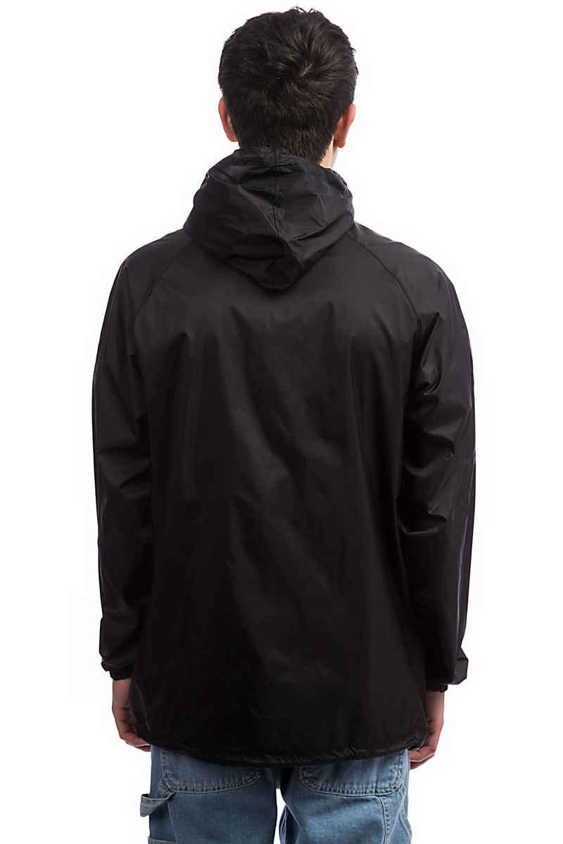 éS Packable Anorak Jacket (black)