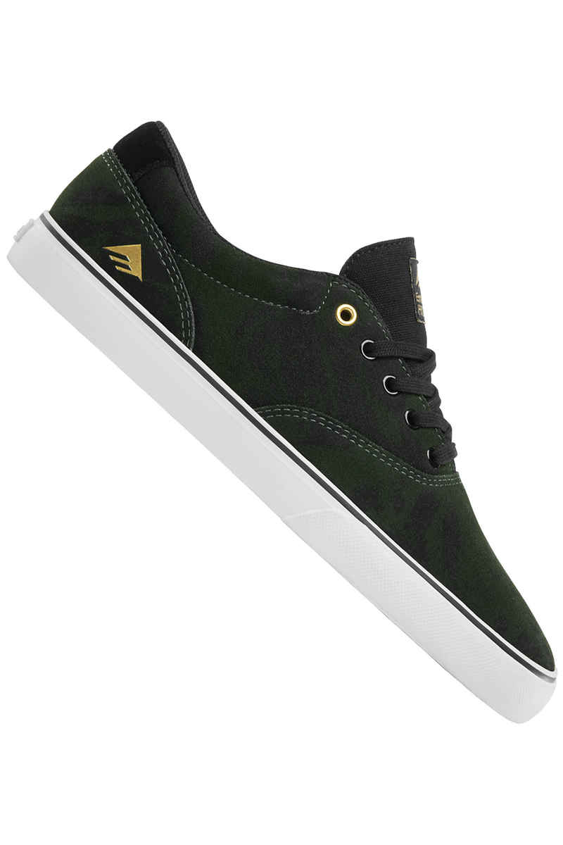 Emerica Provost Slim Vulc Chaussure (green black white)