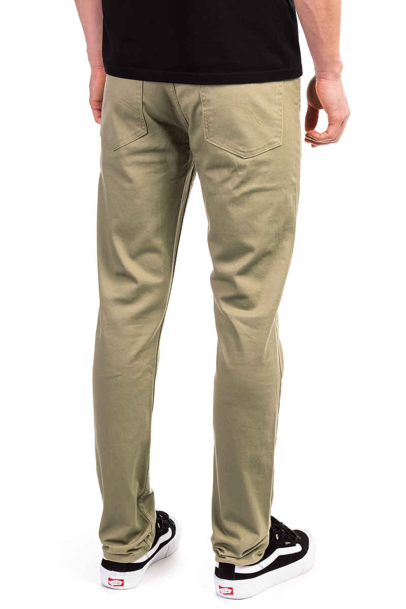 Dickies Slim Skinny Jeans (rinsed tan)