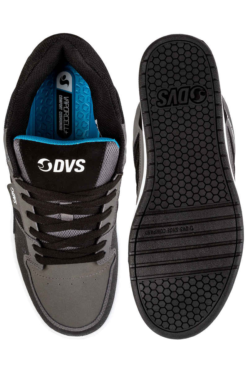 DVS Portal Shoes (charcoal black)