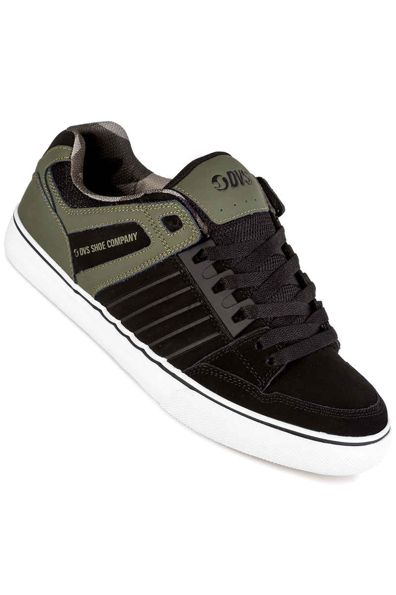 DVS Celsius CT Nubuck Shoes (black olive)
