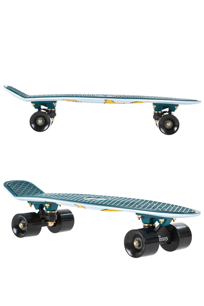 """Penny x The Simpsons Excellent 22"""" Cruiser (black)"""