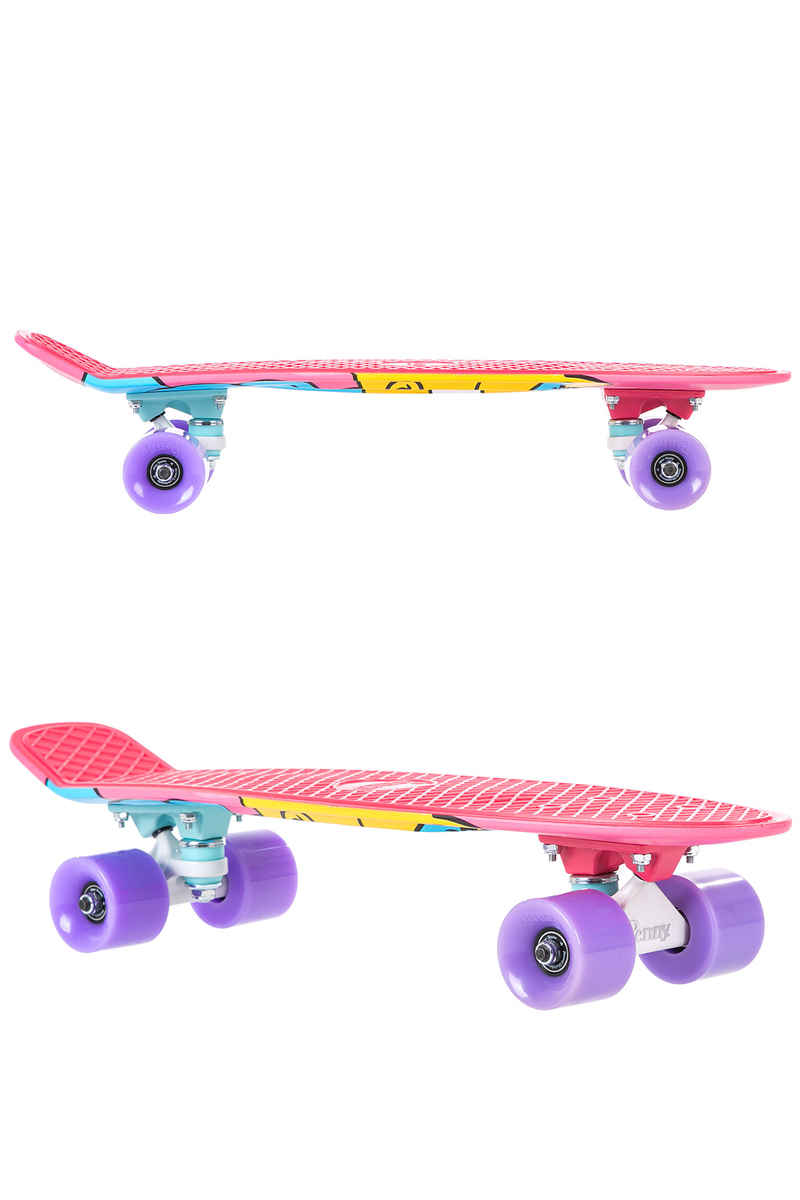 "Penny x The Simpsons Maggie 22"" Cruiser (pink)"
