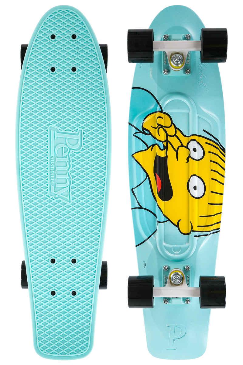 "Penny x The Simpsons Ralph 27"" Cruiser (light blue)"