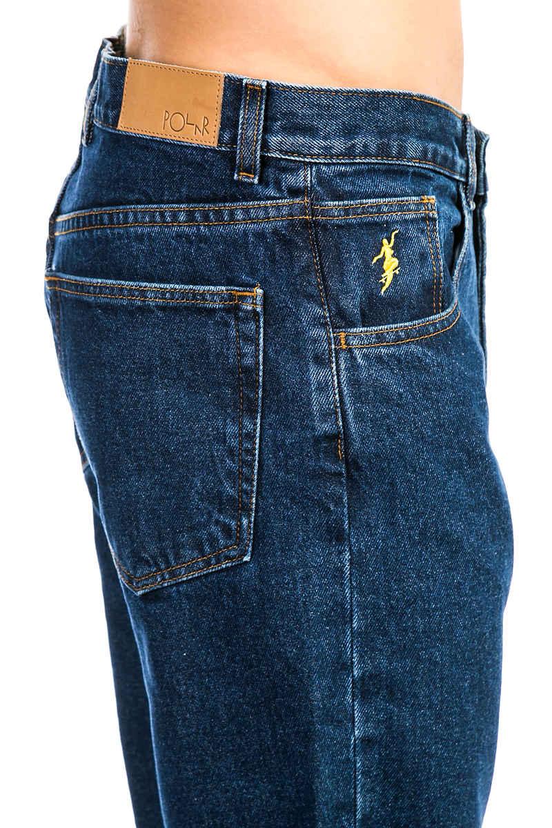 Polar Skateboards 90's Jeans (deep blue)
