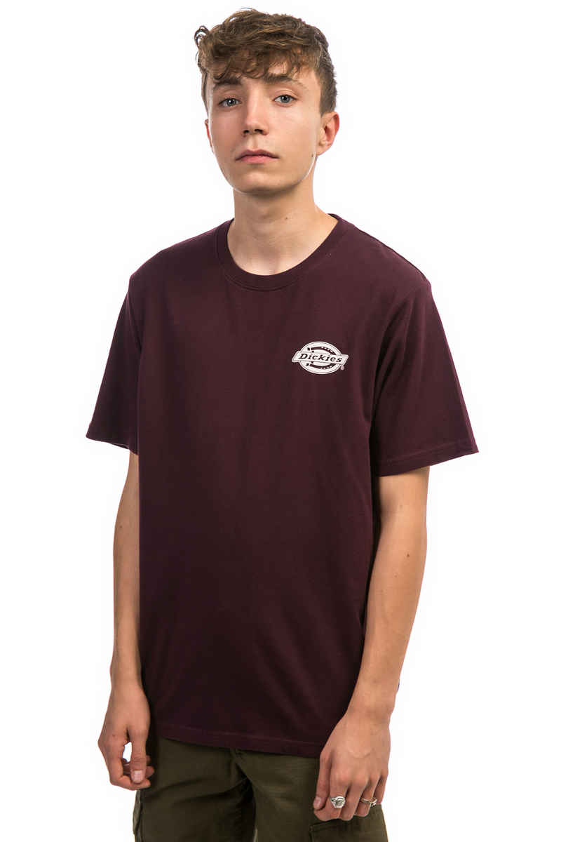 Dickies Mount Union T-Shirt (maroon)