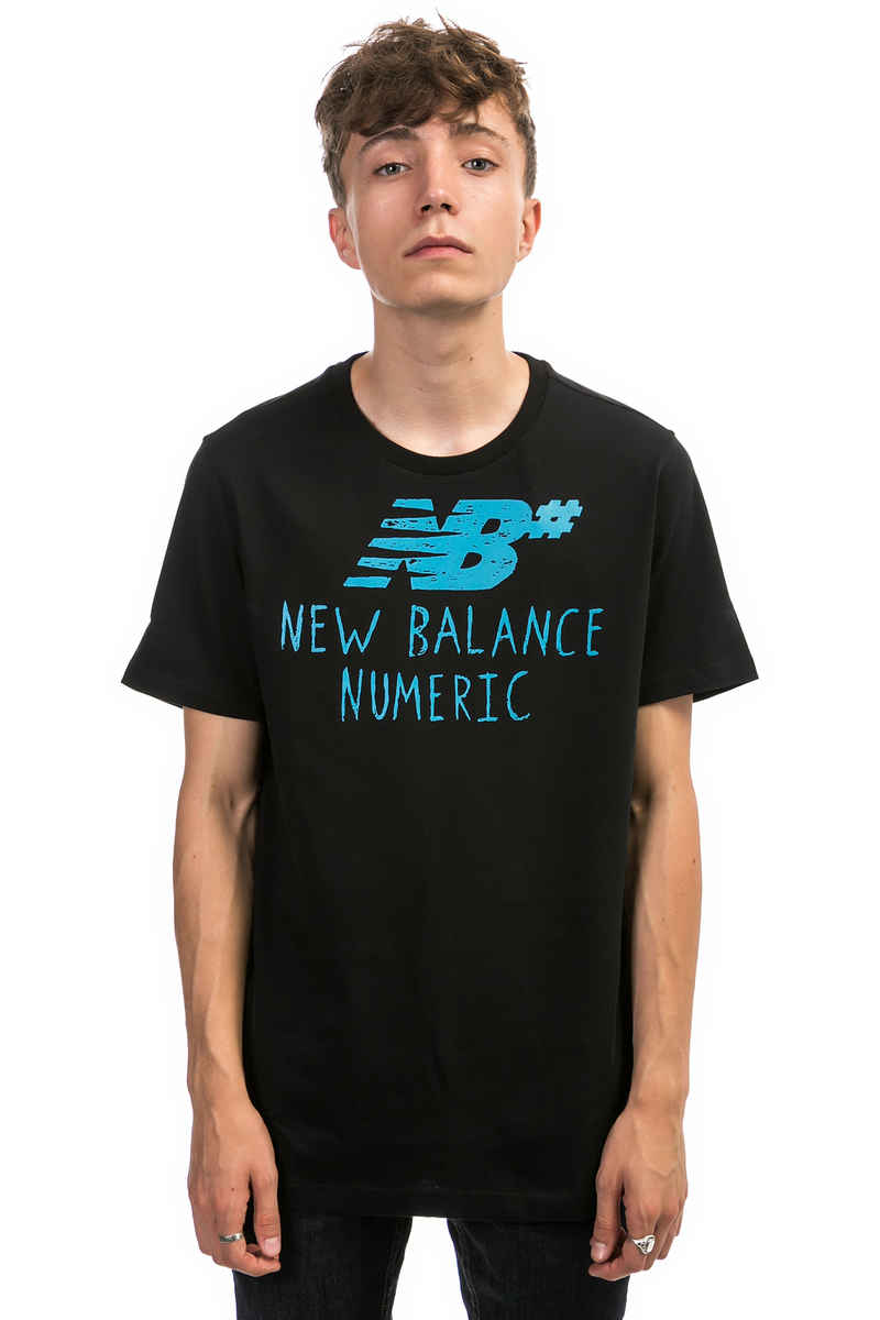 New Balance Numeric Hand Drawn T-shirt (black)