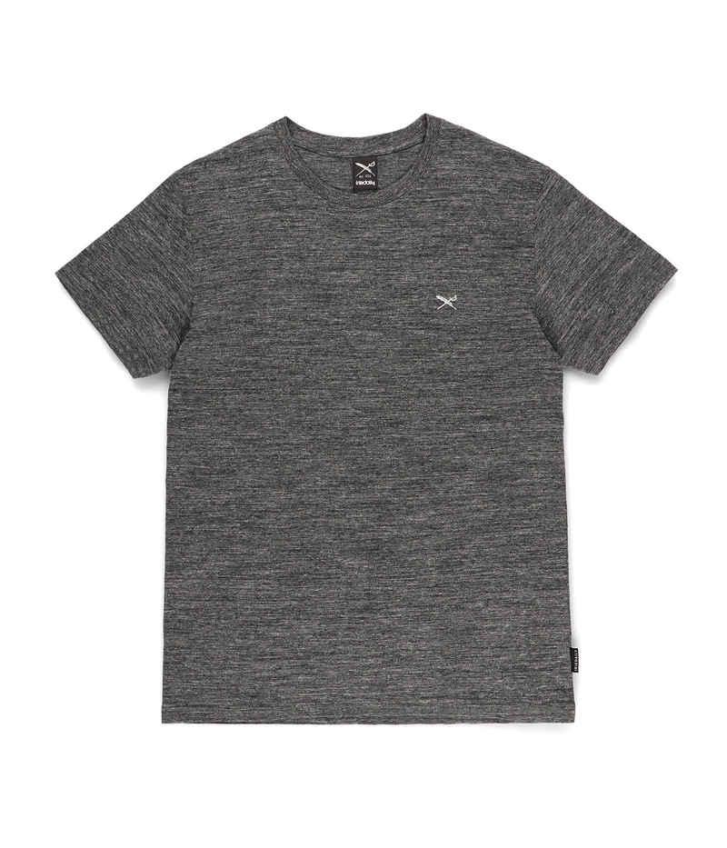 Iriedaily Chamisso T-Shirt (anthracite melange)
