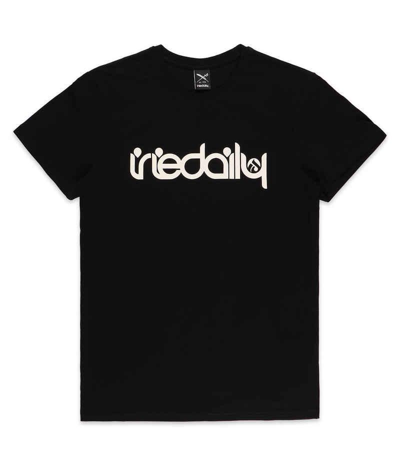 Iriedaily No Matter 4 T-Shirt (black white)