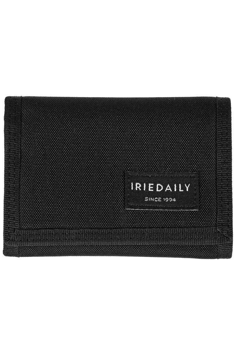 Iriedaily City Trifold Portefeuille (black)