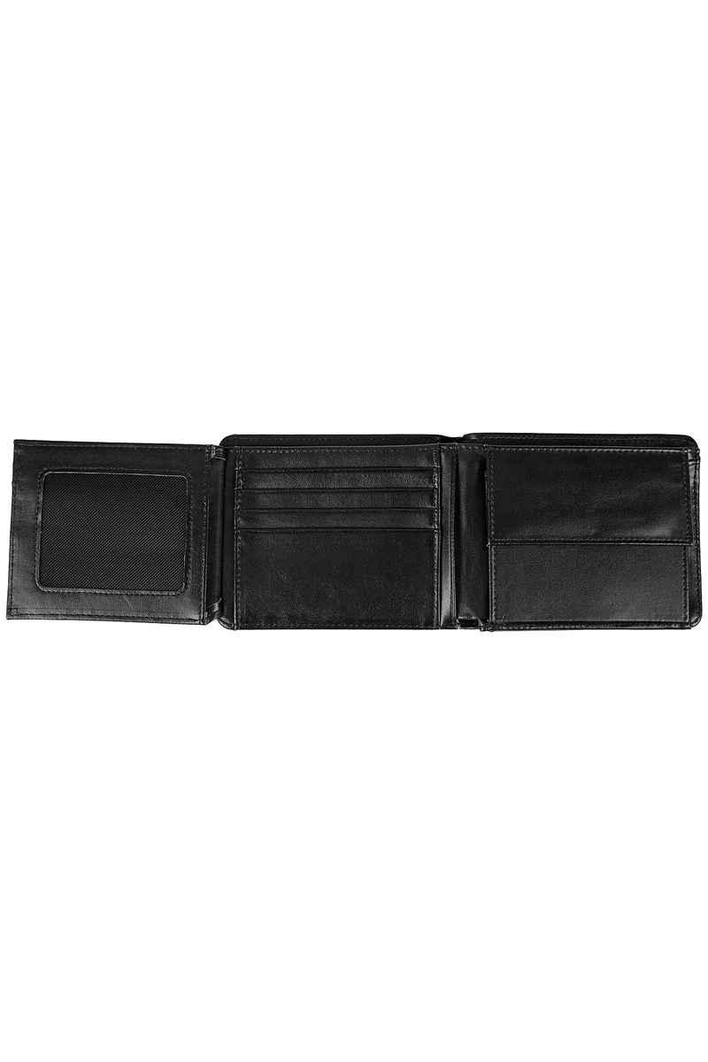 Iriedaily Styled Reclaim Portefeuille (black)