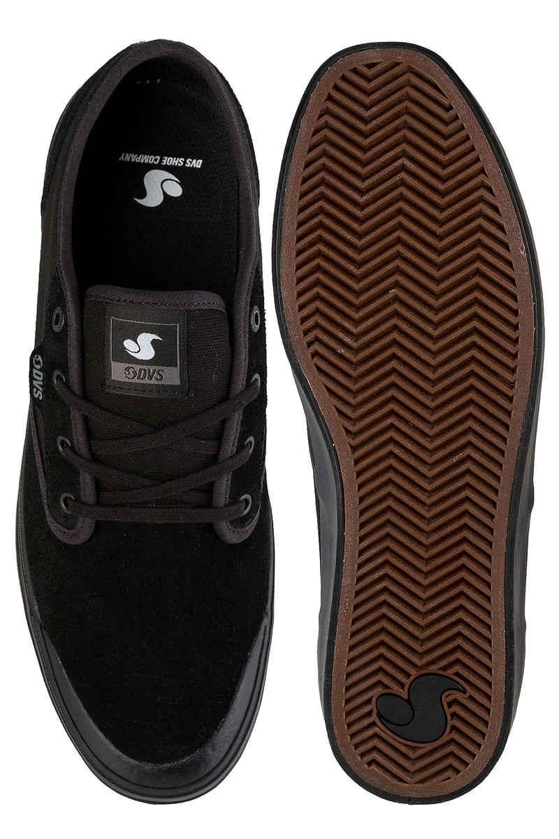 DVS Cedar Suede Shoes (black black)