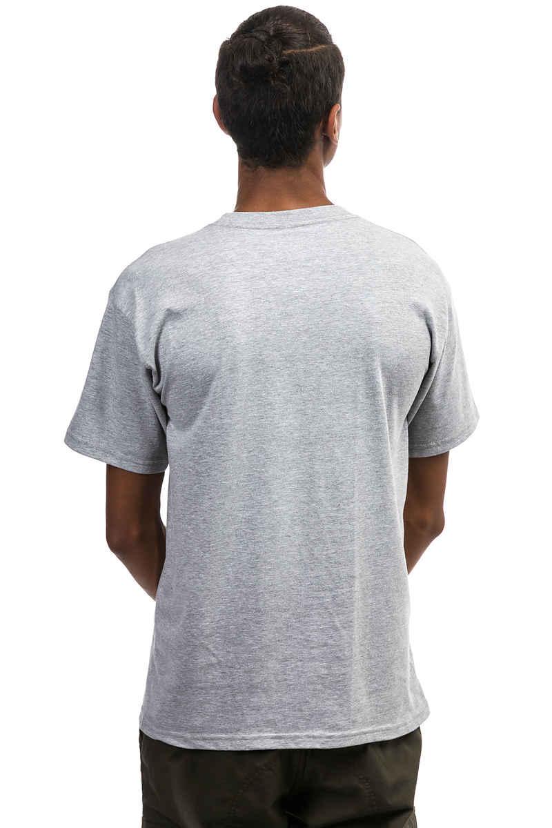KR3W Bracket T-Shirt (grey heather)