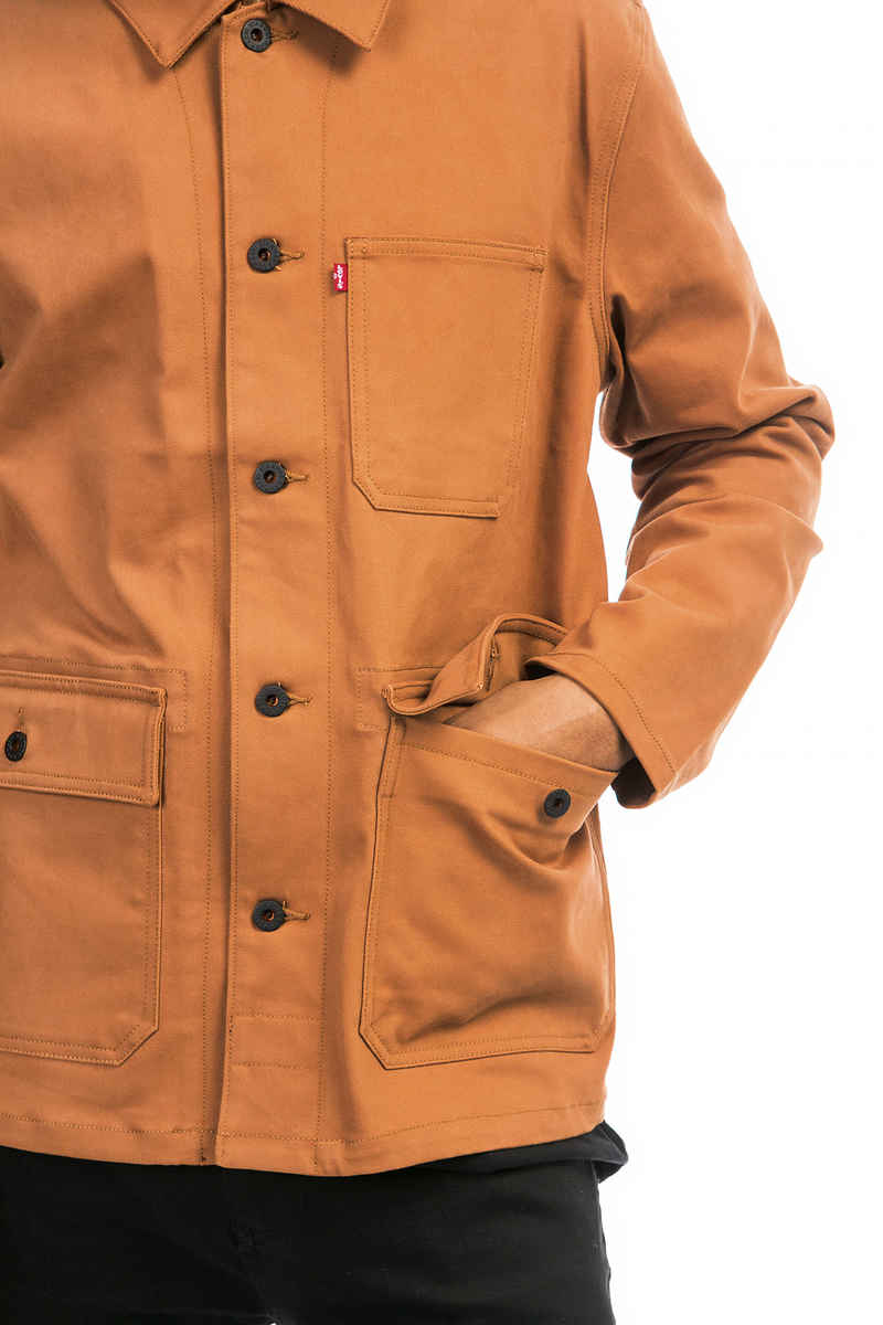 Levi's Skate Military Jacke (argan oil)