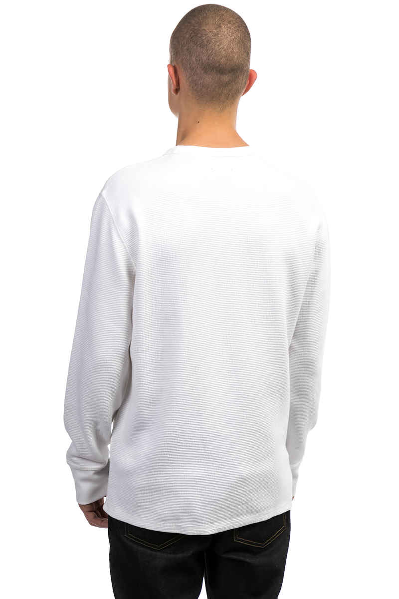 Levi's Skate Thermal Sweatshirt (bright white)