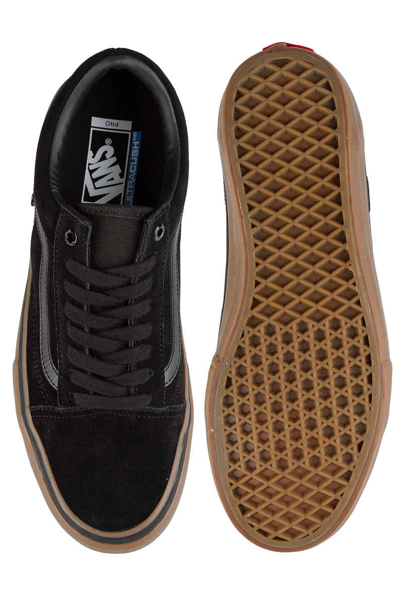 Vans Old Skool Pro Zapatilla (black gum gum)