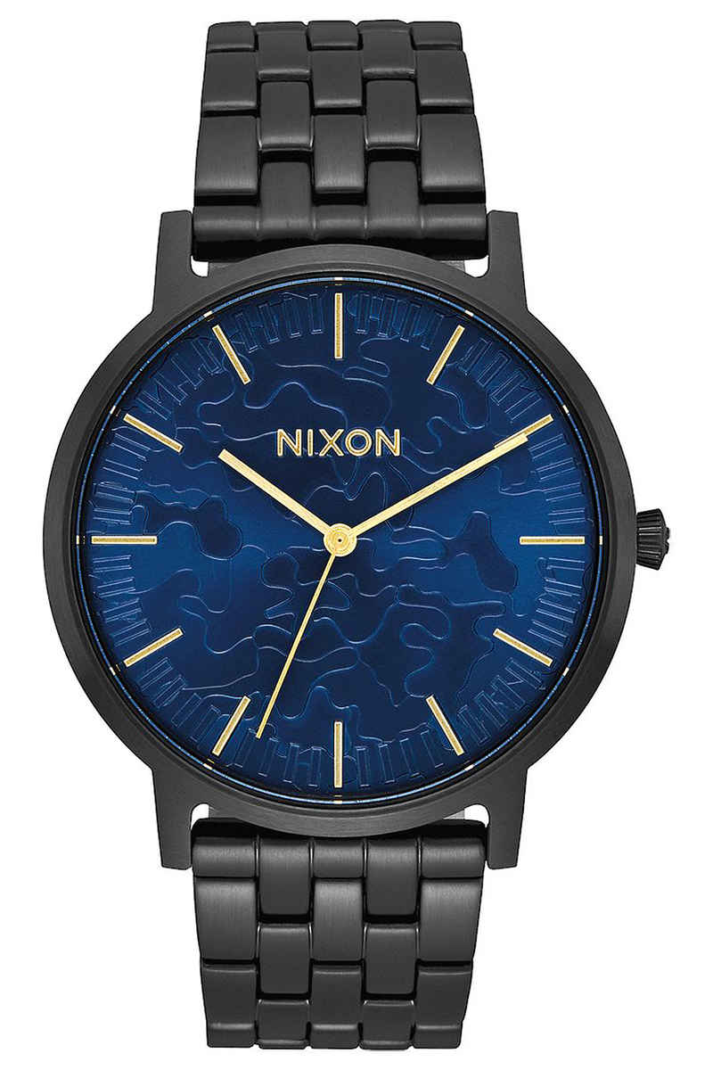 Nixon The Porter Watch (black camo sunray)