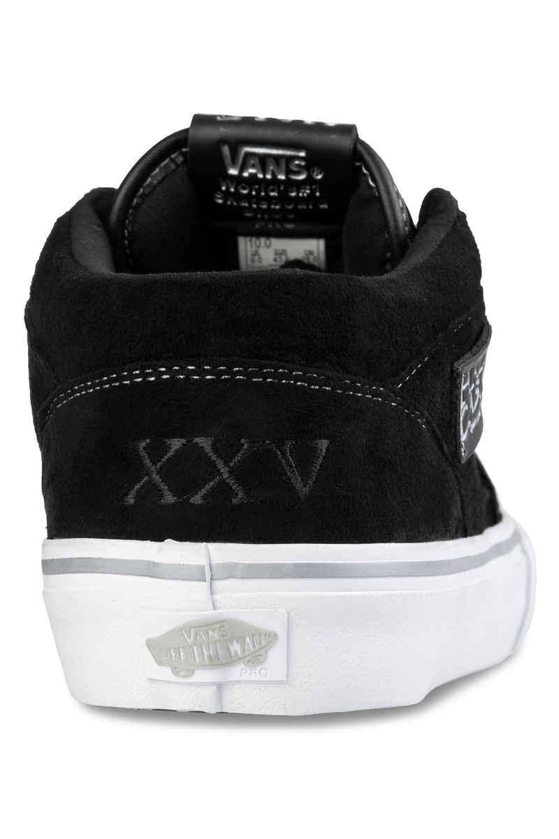 Vans Half Cab Pro 25th Shoes (black)