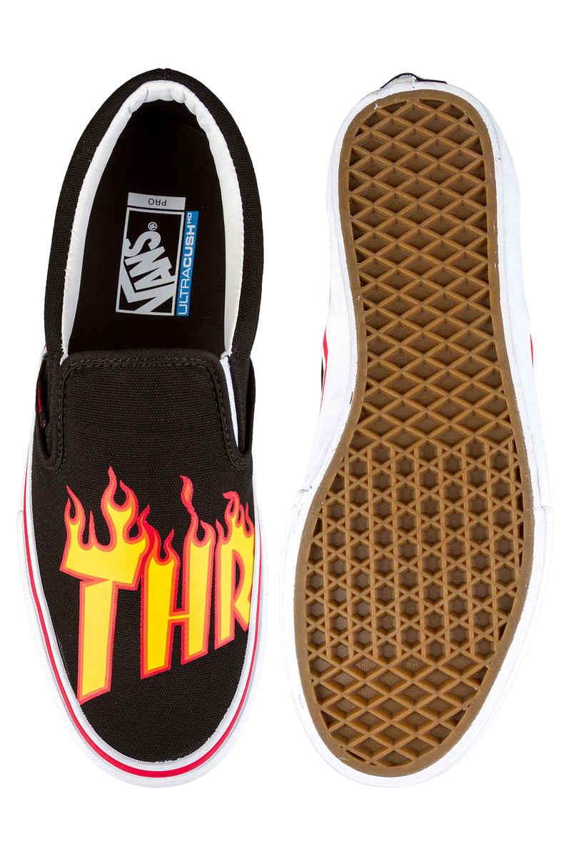 Vans  x Thrasher Slip-On Pro Zapatilla  (black)