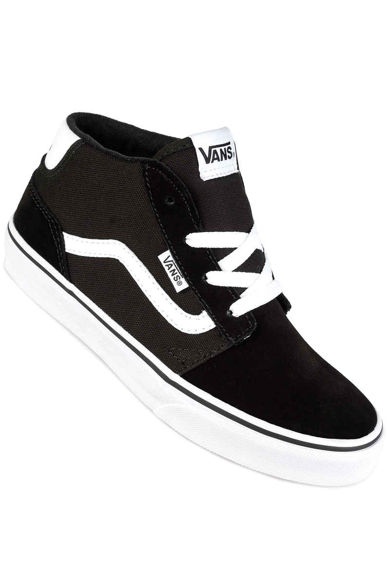 Vans Chapman Mid Zapatilla kids (s&c black white)