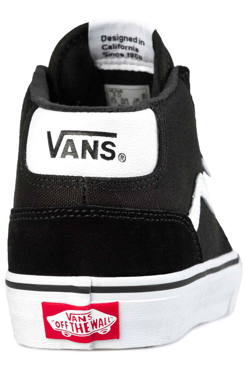 vans chapman black and white