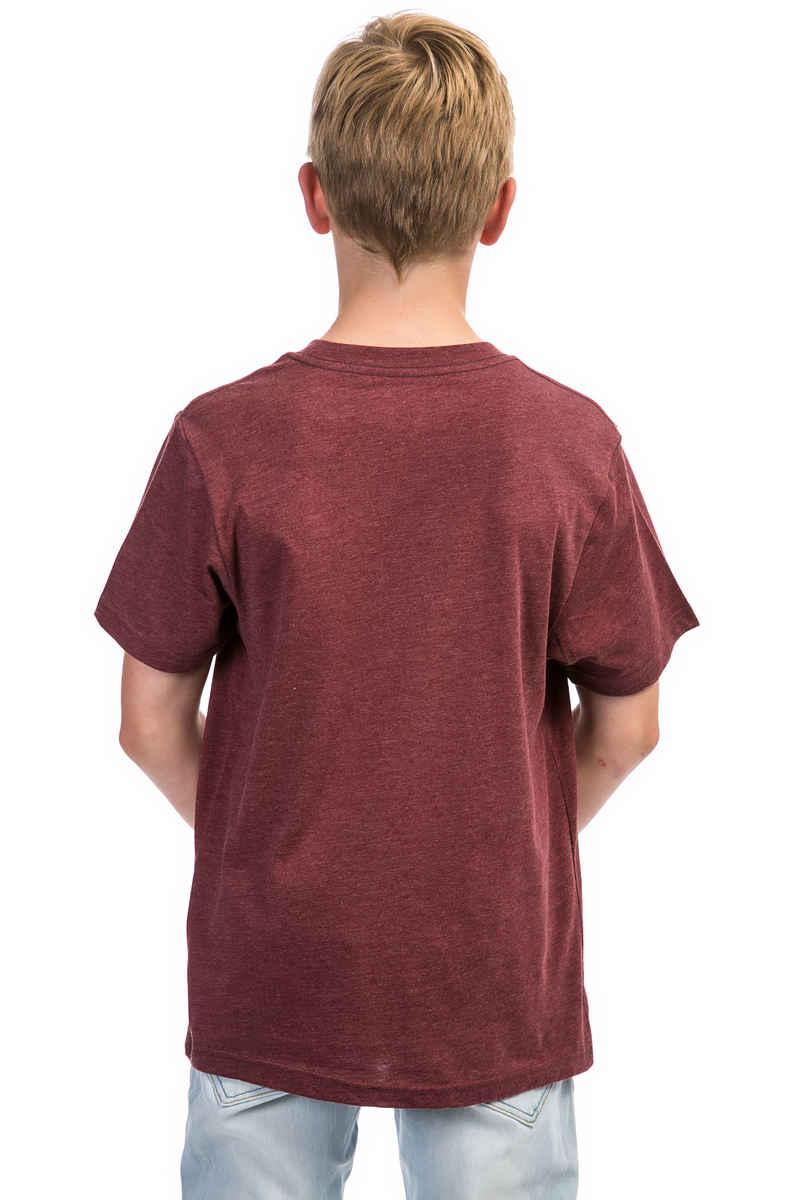 Vans OTW T-Shirt kids (burgundy heather)