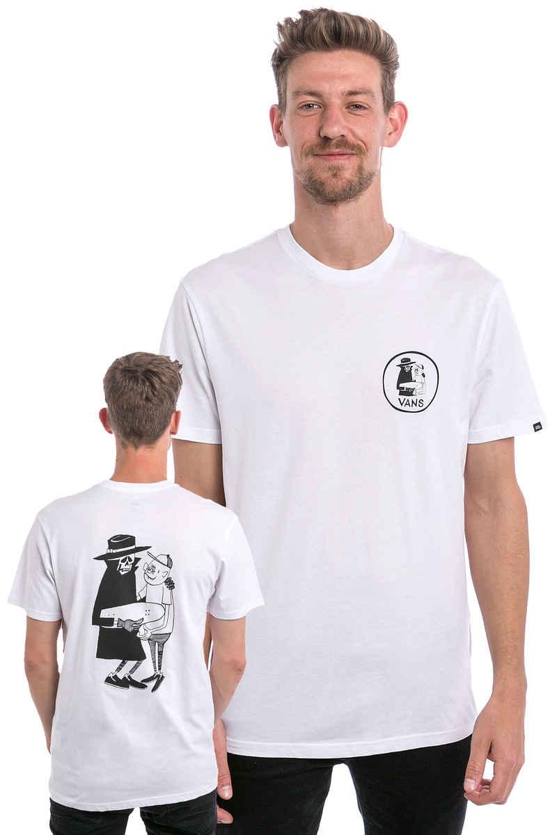 Vans Yusuke Skater T-Shirt (dea white)