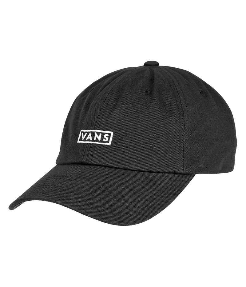 Vans Curved Bill Cap (black)