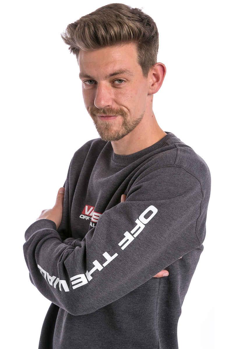 Vans Side Waze Sweatshirt (black heather)