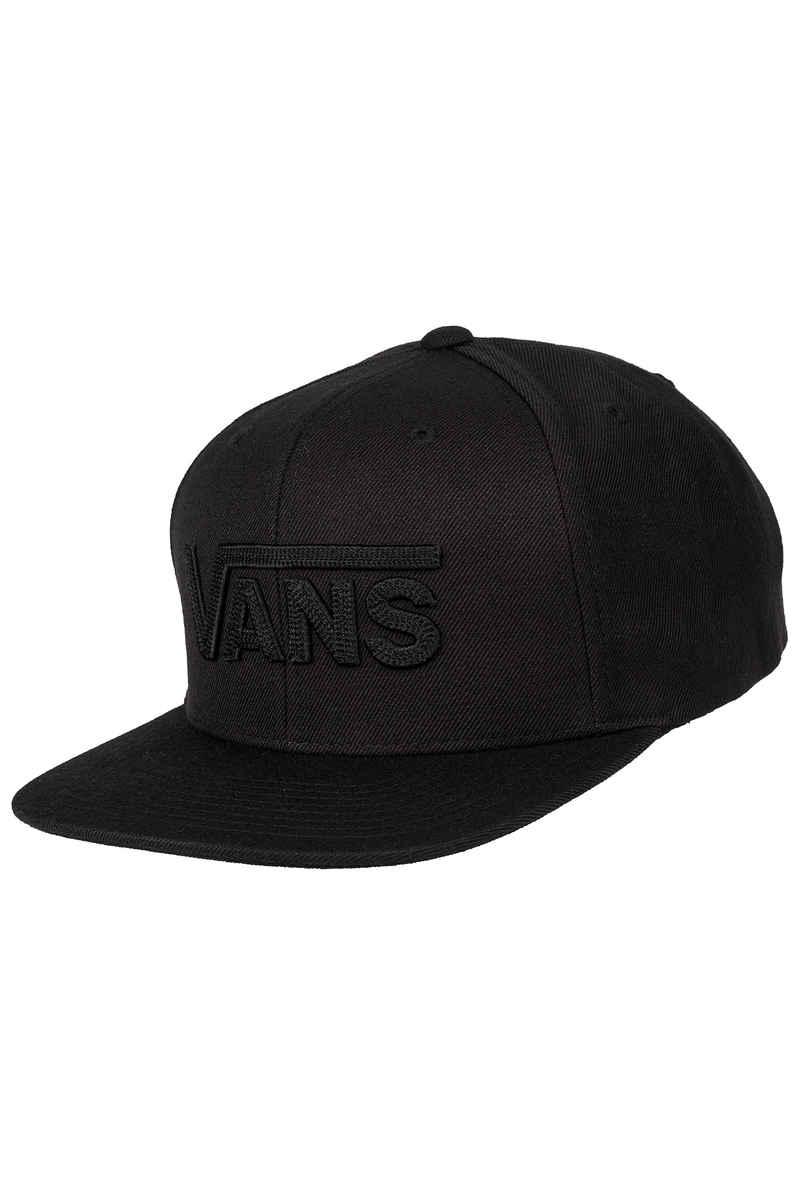 Vans Drop V II Snapback Cap (black black)