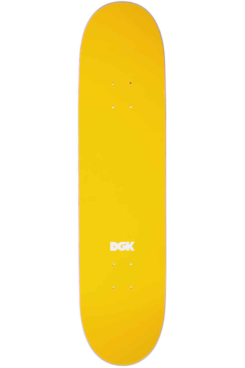 "DGK Skateboards Marquise Iconic 8.06"" Deck (multi)"