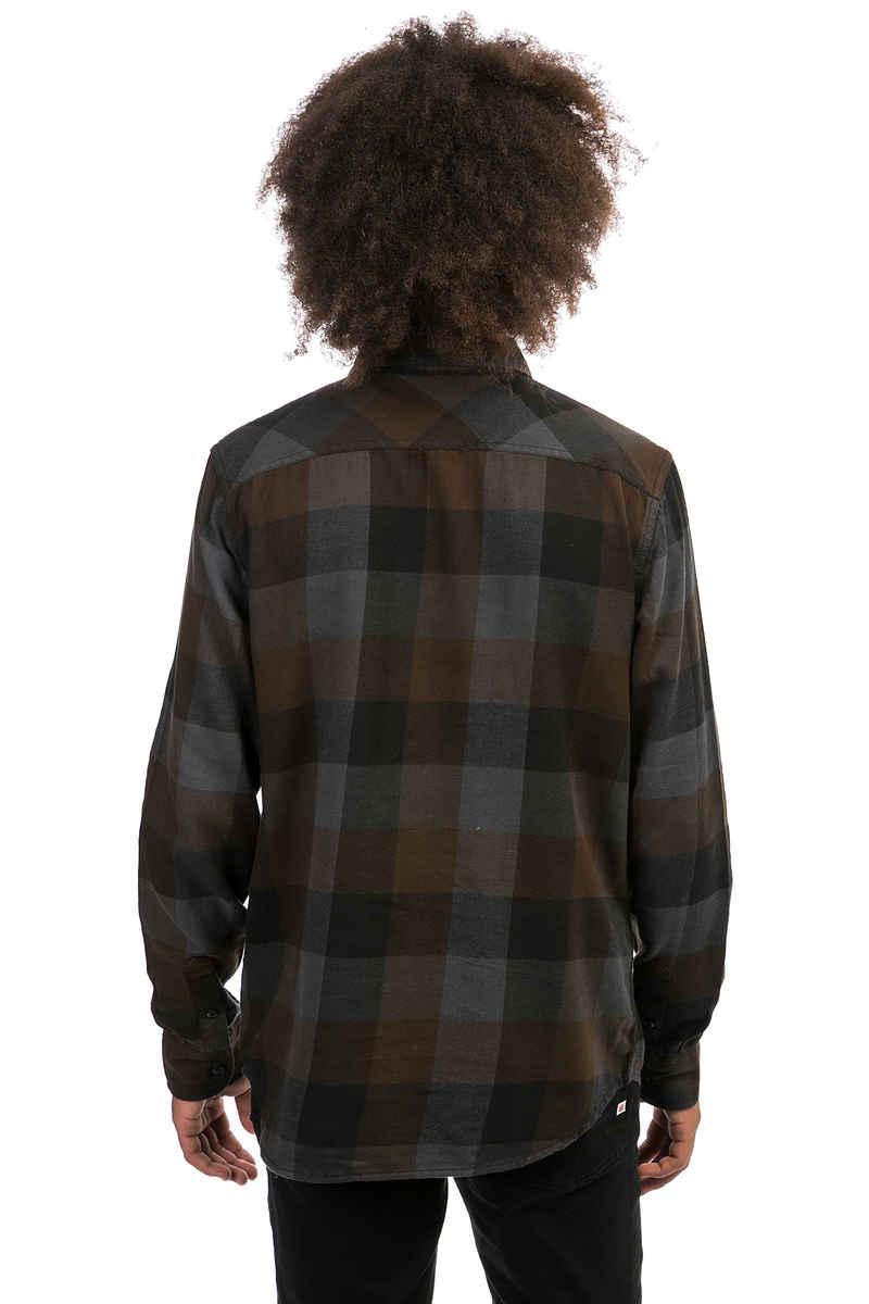 Vans Box Flannel Shirt (black asphalt)