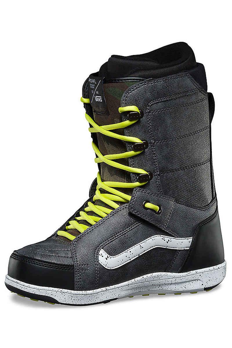 Vans Hi-Standard Boots 2017/18 (black)