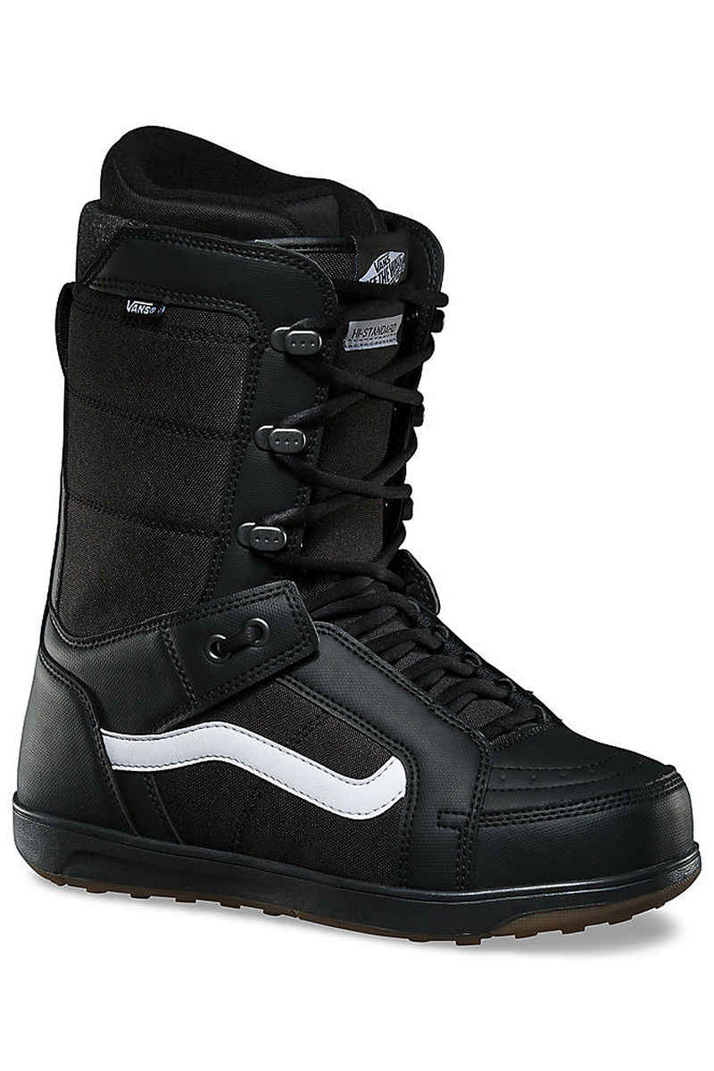 Vans Hi-Standard Boots 2017/18 (black white)