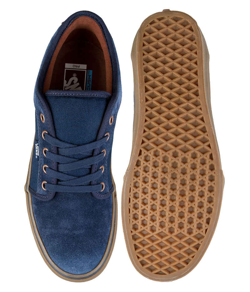Vans Chukka Low Chaussure (rich navy gum)