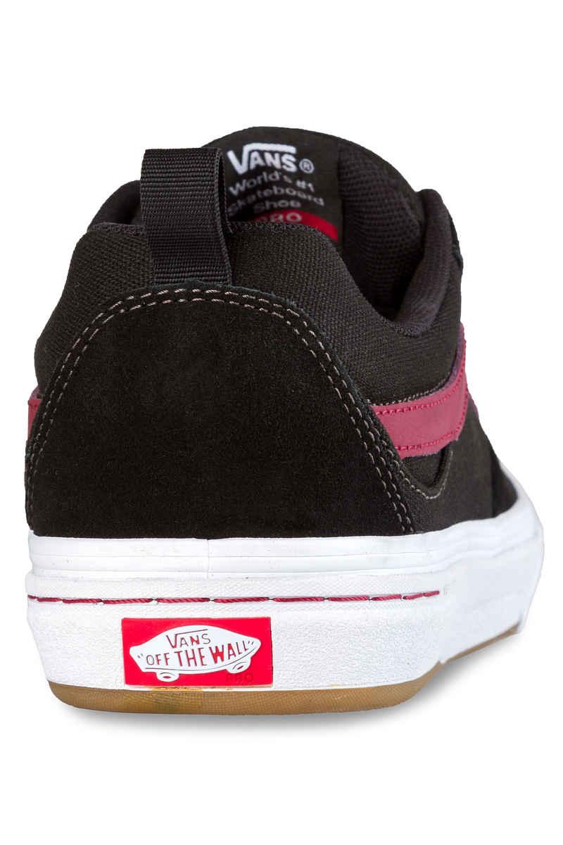Vans Kyle Walker Pro Schoen (black tibetan red)
